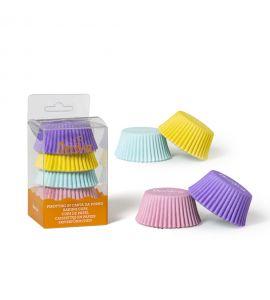 Pirottini Decora Muffin Colori Pastello 75pz