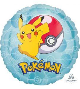 Palloncini mylar pokemon 18 pollici
