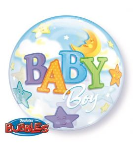 Bubble baby boy  22 pollici 56cm