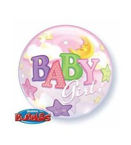 Bubble baby girl  22 pollici 56cm