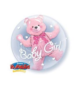 Bubble baby girl  24 pollici 50cm