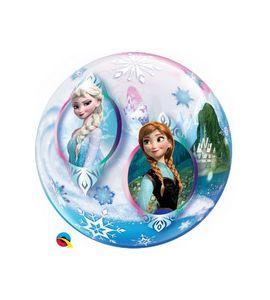 Palloncino bubbles frozen  22 pollici