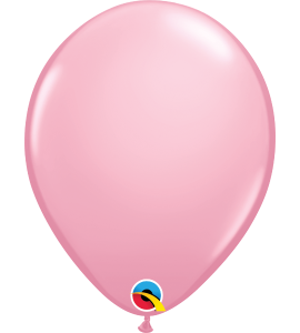 Palloncini in lattice 11rnd pink 100 pz