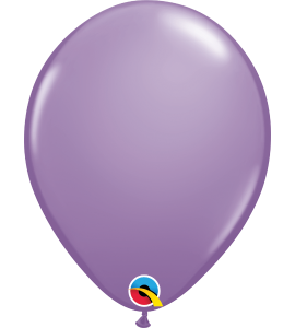 Palloncini in lattice 11rnd spring lilac 100 pz