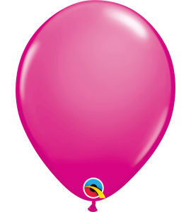 Palloncini in lattice 11rnd wild berry 100 pz