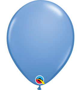 Palloncini in lattice 11rnd periwinkle 100 pz