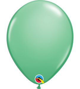 Palloncini in lattice 11rnd wintergreen 100pz