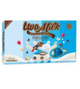 Confetti Maxtris two milk sfumato azzurro 1kg