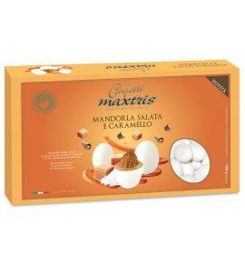 Confetti Maxtris  ciocomandorla mandorla salata e caramello 1kg
