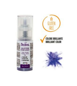 Spray Decora Glitterato Viola