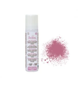 Colorante Spray Decora Rosa Gold Metallizzato