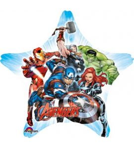 Avengers  - Pallone Supershape