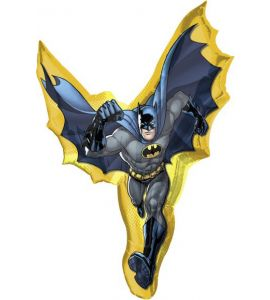 Batman - Pallone Supershape 69cm x 99cm
