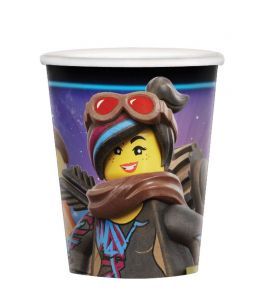"Bicchiere ""Lego Movie 2"" 8pz 266ml"