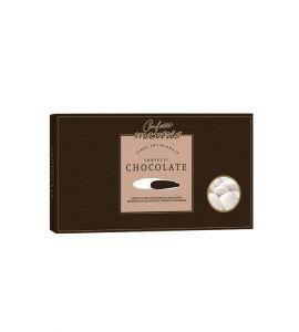 Confetti Maxtris cioccolato fondente bianchi 1gk