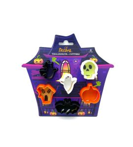 Tagliapasta mini Halloween pz. 6