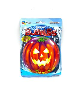 Palloncino Bubbles Zucca - Halloween