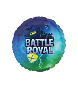 Palloncino mylar 18 pollici Battle Royal