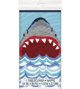 Tovaglia Shark party 137x213cm
