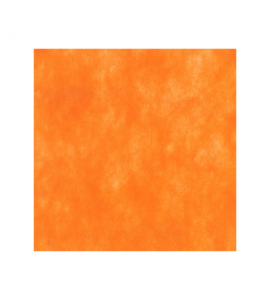 rotolo tulle arancio H25
