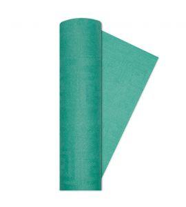 Tovaglia di Carta a Rotolo Verde Bandiera 7m