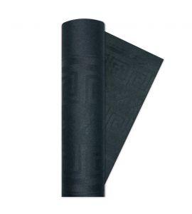 Tovaglia di Carta a Rotolo Nero 25m