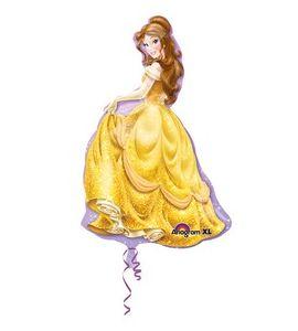 Palloncino mylar  super shape principessa Bell 24x39 pollici