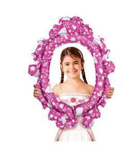 Palloncino mylar Disne princess frame 21X25 pollici