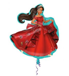 Palloncino mylar super shape Elena of avalor 27x31 pollici