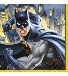 Batman Tovaglioli 33x33 16pz