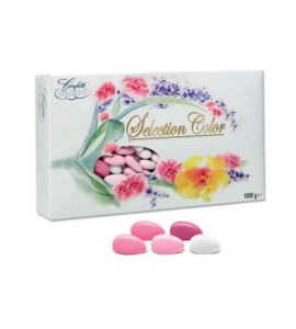 Confetti Crispo selection color rosa mandorla 1kg
