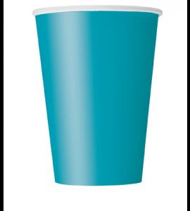 Bicchieri Twenty Azzurro 250cc 10pz