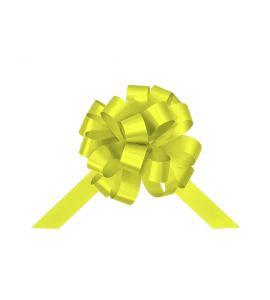 Fiocco velox giallo 31mm 30pz