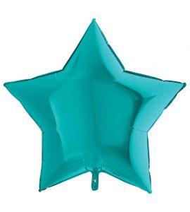 Stella mylar tiffany mini shape 9 pollici
