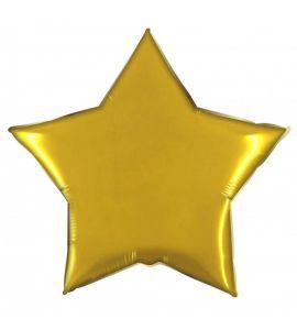 Stella mylar oro 36 pollici