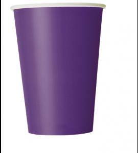 Bicchieri Twenty Viola 250cc 10pz